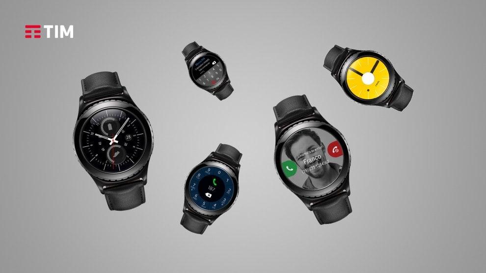 Tim e Samsung, primo smartwatch in Italia con eSim integrata