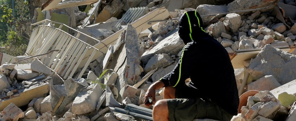 L 39 italia dei terremoti l 39 ingegnere case antisismiche necessarie le spese non sono il - Casa senza fondamenta terremoto ...