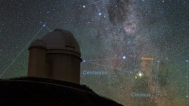 Sosia della Terra vicino a Proxima Centauri