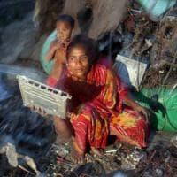 Povera India, è la discarica mondiale dei rifiuti elettronici