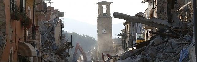 Ritorno a Amatrice, il mio paese che non c'è più