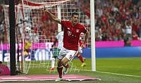 Super esordio per Ancelotti Il Bayern ne fa 6 al Werder Brema