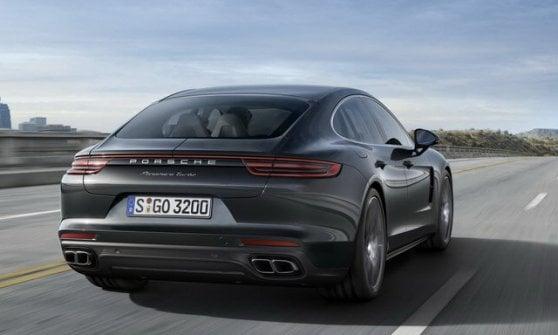 Nuova Porsche Panamera, una grande 911