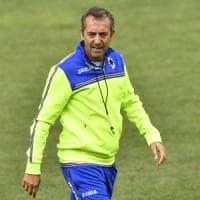 Sampdoria, l'ordine di Giampaolo: ''Dimentichiamo Empoli''