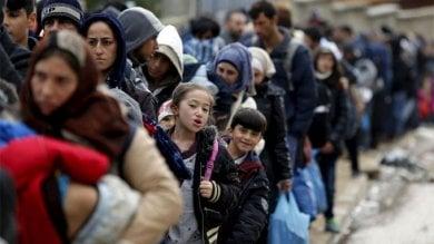 Grecia, bloccati quasi 27.500 bambini  in fuga dalle guerre