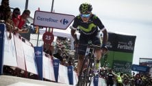 Quintana stacca Froome colombiano nuovo leader