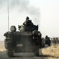 Siria, combattimenti tra Turchia e curdi dell'Ypg. Completato il ritiro dei ribelli da...