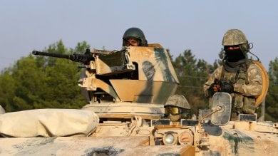 Siria, scontri tra Turchia e curdi dell'Ypg Completato il ritiro dei ribelli da Daraya