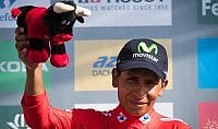 Quintana, schiaffo a Froome Il colombiano è il nuovo leader