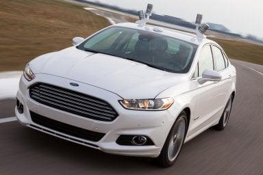 Guida 100% autonoma su veicoli ride-sharing: la rivoluzione di Ford