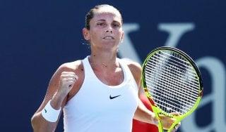 Tennis, US Open: la Vinci apre il torneo sul Centrale, poi Kerber, Nadal e Djokovic