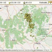 """Terremoto, gli scienziati nelle aree del sisma """"a caccia"""" della faglia di Amatrice"""