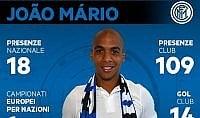 Ufficiale Joao Mario   De Boer : ''Sarà altra Inter''
