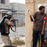 Libia, forze governative nelle ultime roccaforti Is a Sirte: iniziata la