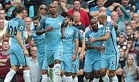 Anche il City a punteggio pieno Guardiola raggiunge Conte e Mou