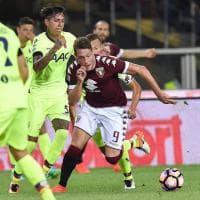 Torino-Bologna, il film della partita