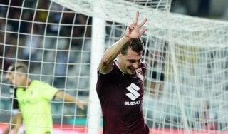 Torino-Bologna 5-1: Belotti travolge gli emiliani