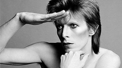 David Bowie, da Ziggy al Duca Bianco 'Heroes', le foto di Masayoshi Sukita