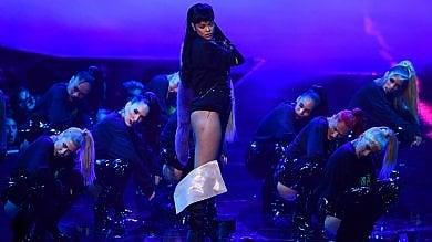 MTV Awards, Beyoncé e Rihanna regine  e dopo dieci anni si rivede Britney Spears