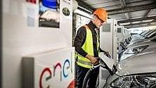 Danimarca, super rete elettrica, per le auto