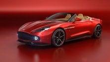 Vanquish Zagato Volante, L'Aston Martin vola   Foto