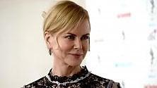 """Nicole Kidman: """"Io, attrice di vite sbagliate""""   'La famiglia Fang', la clip      di ARIANNA FINOS"""