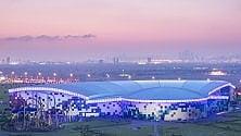 Dinosauri, eroi Marvel    ft    A Dubai il parco indoor più grande del mondo
