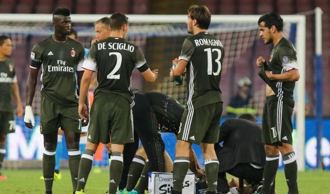 Milan, tanti gol e pochi cambi. Il problema delle seconde linee