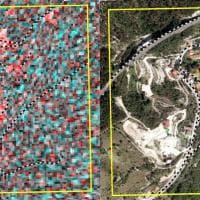 Terremoto: le prime immagini dei danni ripresi dal satellite