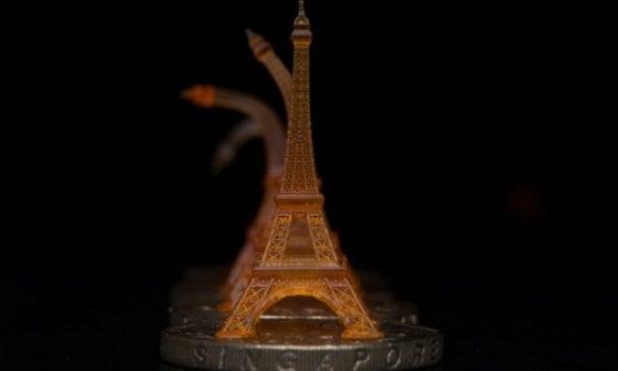 """Materiali stampati in 3D con la """"memoria"""": sanno tornare alla forma originaria"""