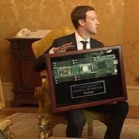 Terremoto, Zuckerberg: donati 500mila euro alla Croce Rossa