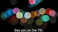 Apple, il 7 settembre evento a San Francisco: in arrivo l'iPhone 7