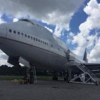 'Queen of the skies' all'asta: su eBay spunta il Jumbo 747