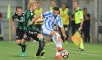 Ragusa non è in lista Sassuolo-Pescara è 0-3