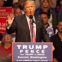 Usa, Trump in Messico a sorpresa: incontro con Pena Nieto