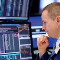 Contrastate le Borse europee: cresce l'incertezza sulle mosse della Fed