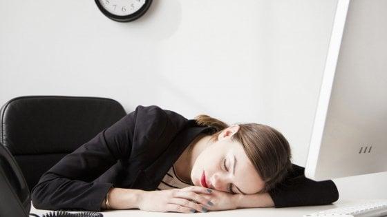 """""""Già stanchi"""", quando il rientro al lavoro è in salita"""