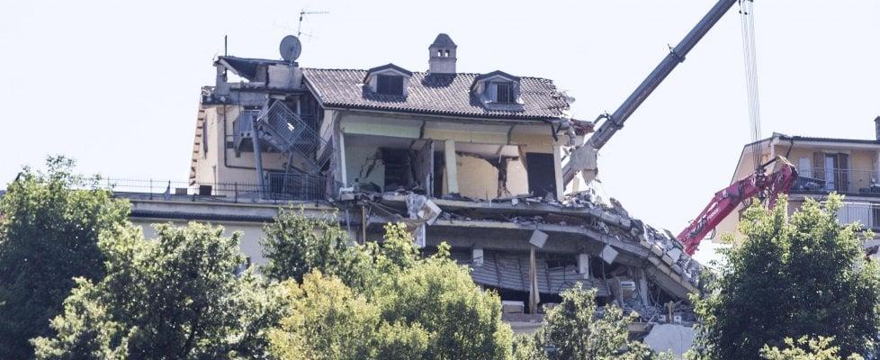 Terremoto, nuove forti scosse nell'Ascolano e Amatrice. Tre nella notte