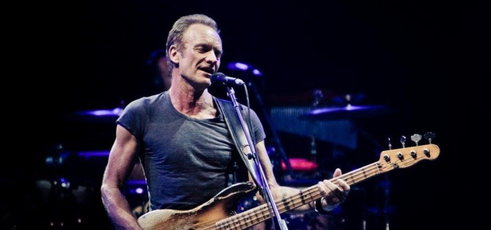 """Sting, a novembre il nuovo album: """"Ispirato a Bowie"""""""