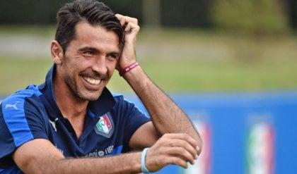 """Buffon: """"Lacrime agli Europei? Vogliamo piangere di gioia"""""""