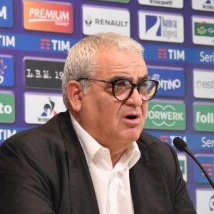 Fiorentina, Corvino: ''Jovetic? Ci abbiamo provato. Mercato a braccetto con Sousa''