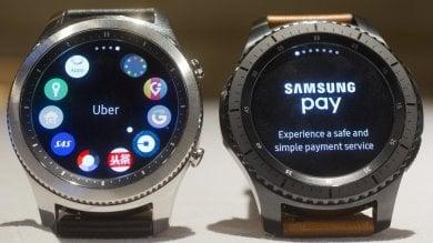 Samsung lancia Gear S3   Video   lo smartwatch incontra la tradizione   Foto