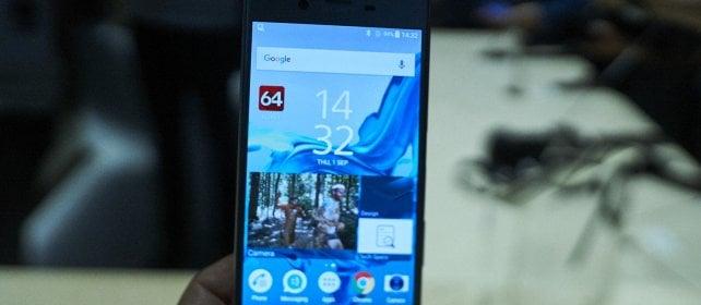 Sony Xperia XZ, si punta sul terzo sensore per alte prestazioni fotografiche /   Foto