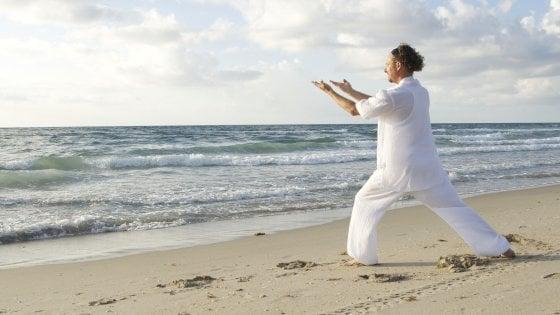"""In fuga dallo stress? La meditazione """"batte"""" le vacanze"""