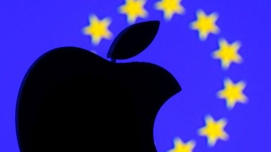 Apple, il governo irlandese presenta ricorso contro la multa Ue