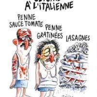 Terremoto, la risposta di Charlie Hebdo alle polemiche: