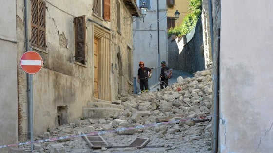 Un anno assieme alle famiglie del terremoto
