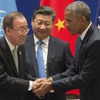 Cop21, i punti principali dell'accordo di Parigi sul clima