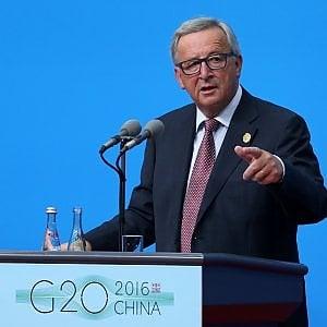 """G20, l'appello delle istituzioni Ue: """"Sui migranti l'Europa è al limite, l'emergenza sia un problema globale"""""""