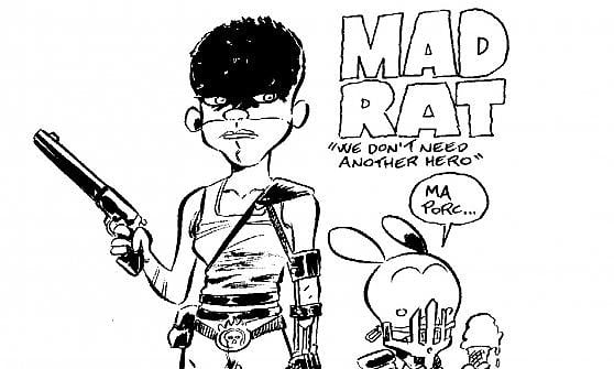 """Le confessioni di Leo Ortolani: """"Rat-Man, io ti schiaccerò"""""""